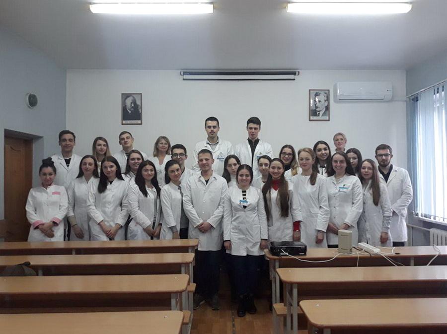 У Франківському виші відбулась студентська олімпіада з інфекційних хвороб (ФОТО)