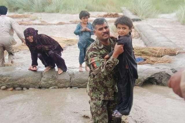 Через повені в Афганістані загинули щонайменше 20 людей