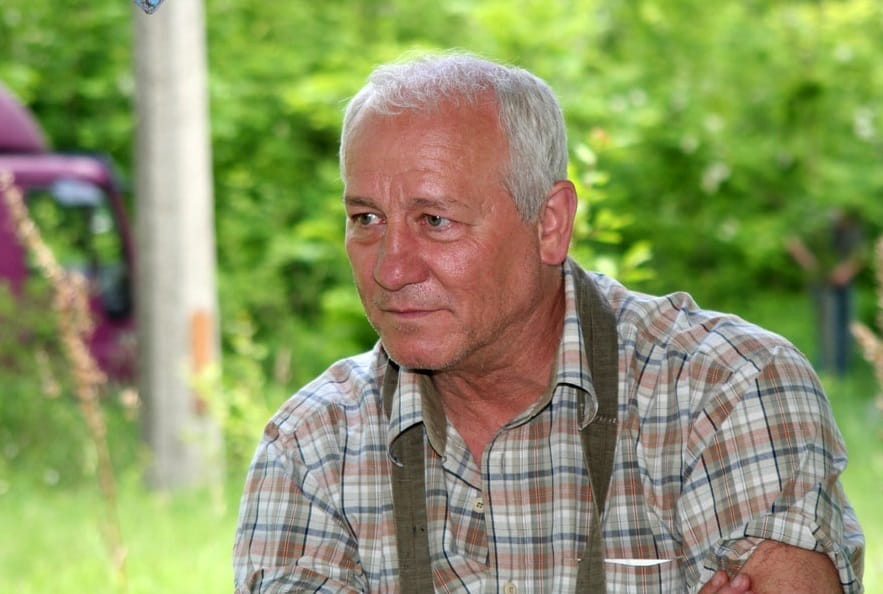 Помер на Народний артист України Сергій Романюк