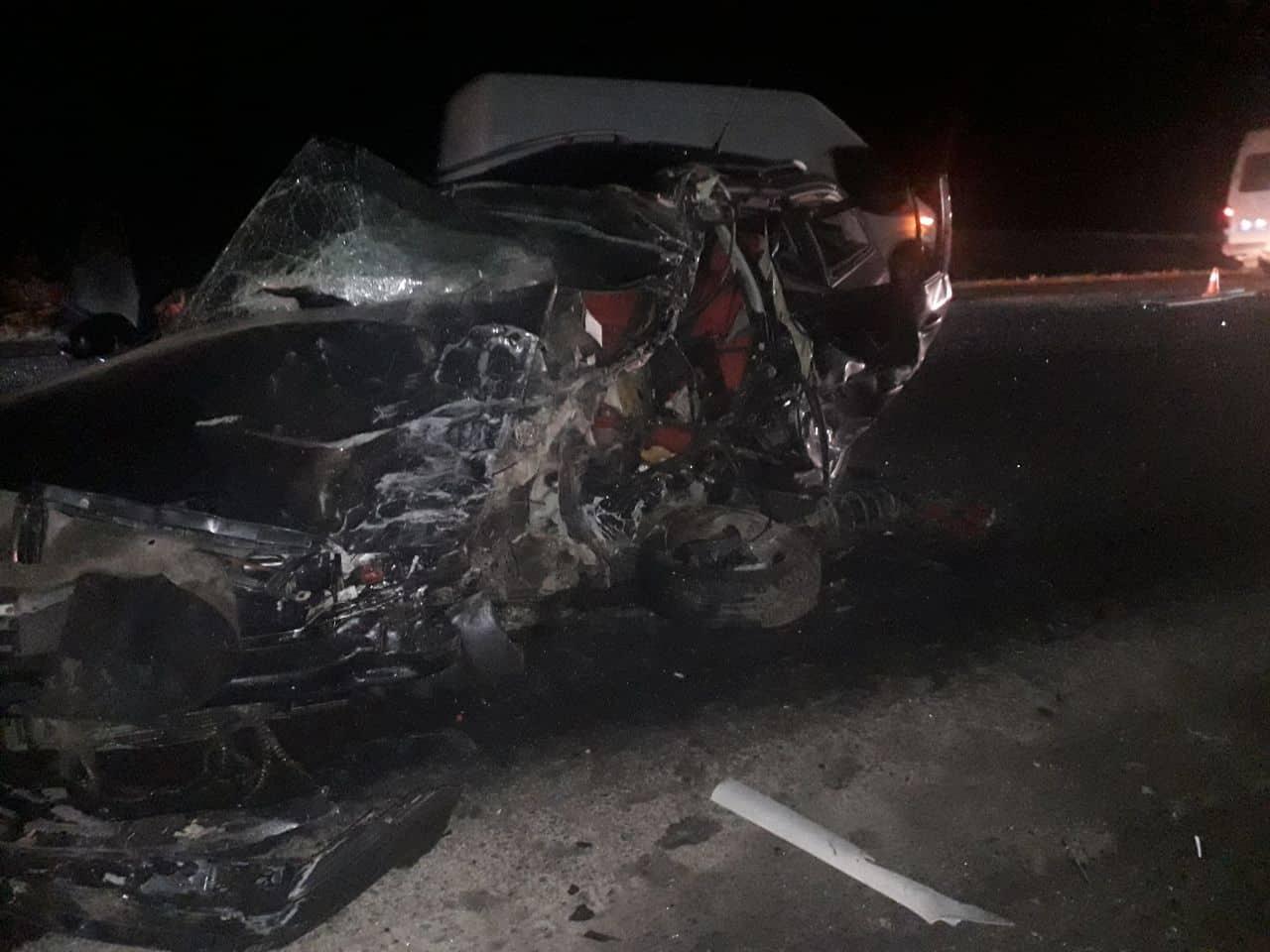 На дорозі Коломия-Снятин сталася смертельна ДТП (ФОТО)