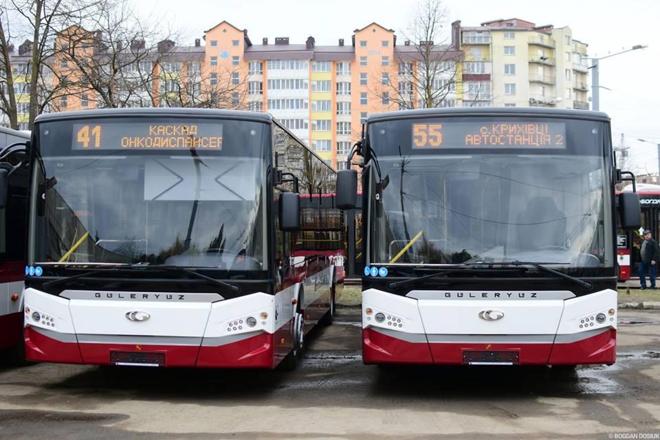 У Франківську комунальні автобуси курсуватимуть відповідно до прибуття поїздів