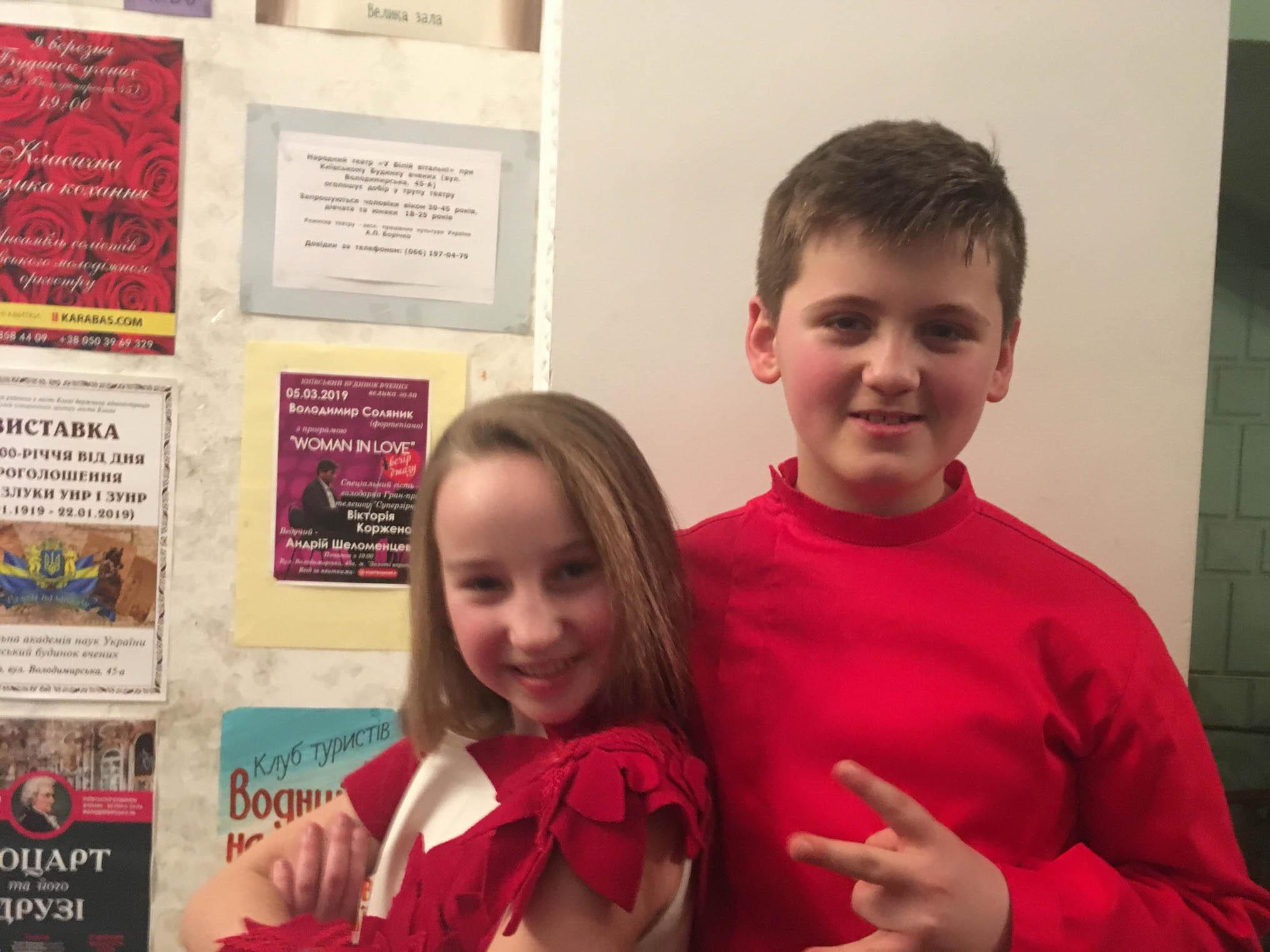 Юні прикарпатці змагатимуться за право представити Україну на пісенному конкурсі в Сан-Ремо