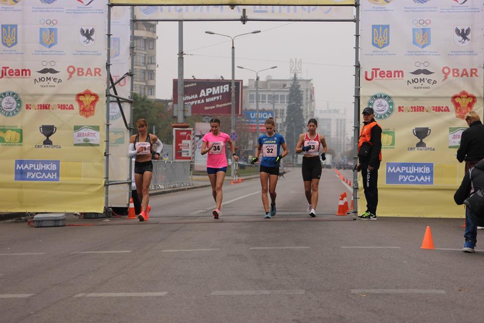 Потрібні волонтери на чемпіонат України зі спортивної ходьби, що відбудеться у Франківську
