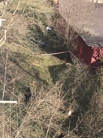 У Франківську загинув молодий чоловік, ймовірно вчинив самогубство (ФОТО)