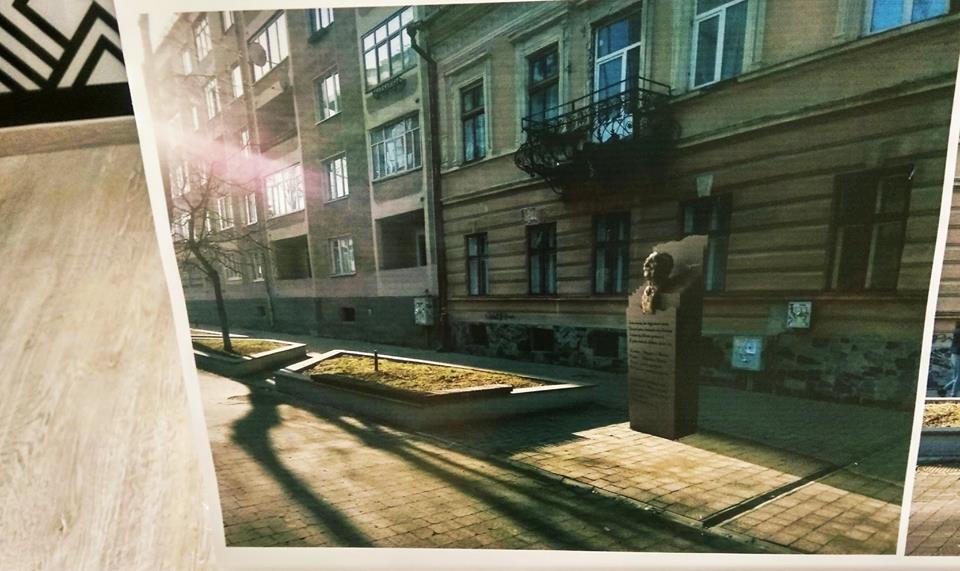 У Франківську визначили, де встановлять пам'ятник Степану Пушику