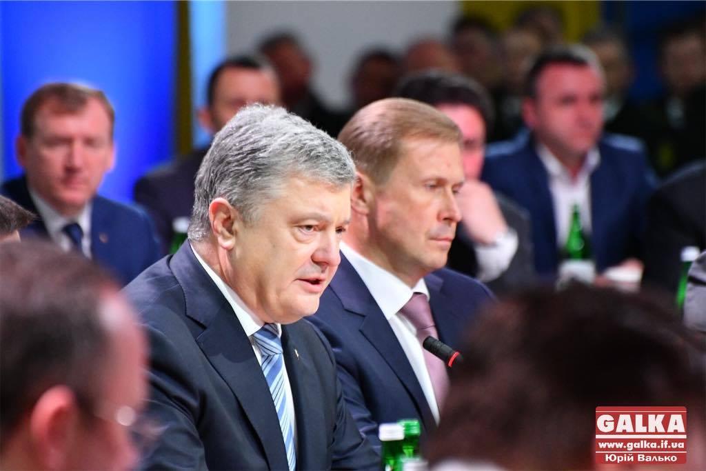 """""""Ми маємо не дати повернути Україну в минуле"""", – Петро Порошенко на Раді регіонального розвитку Прикарпаття (ФОТО)"""