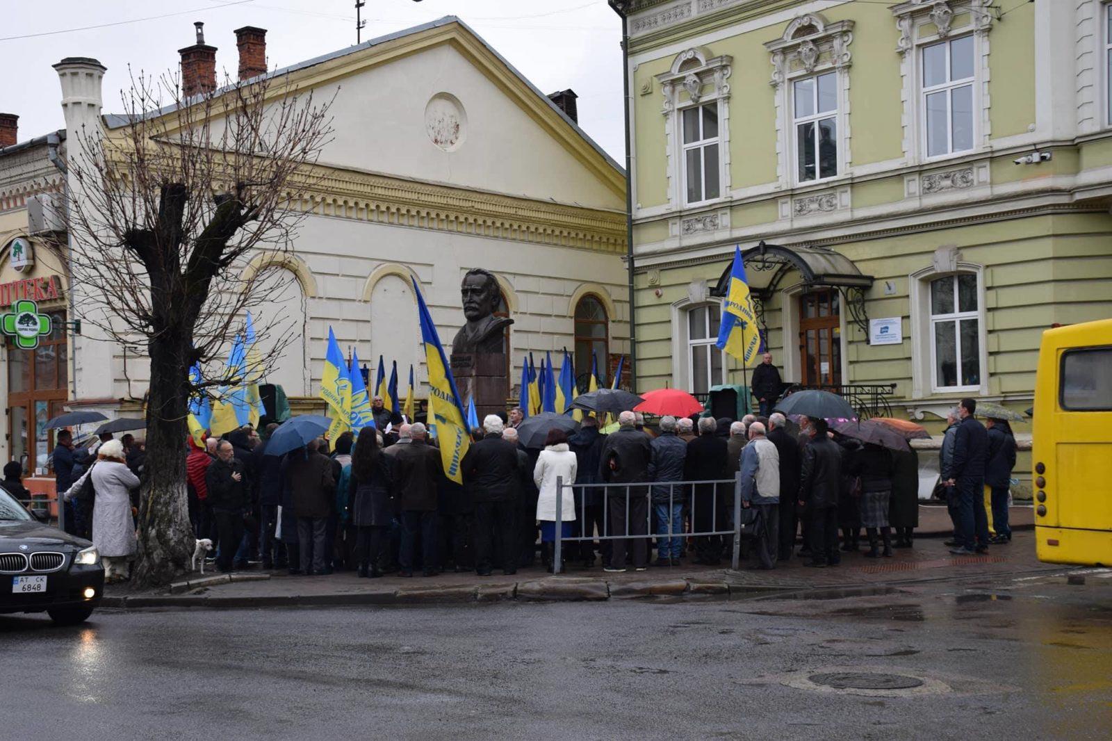Франківську школу хочуть назвати ім'ям В'ячеслава Чорновола