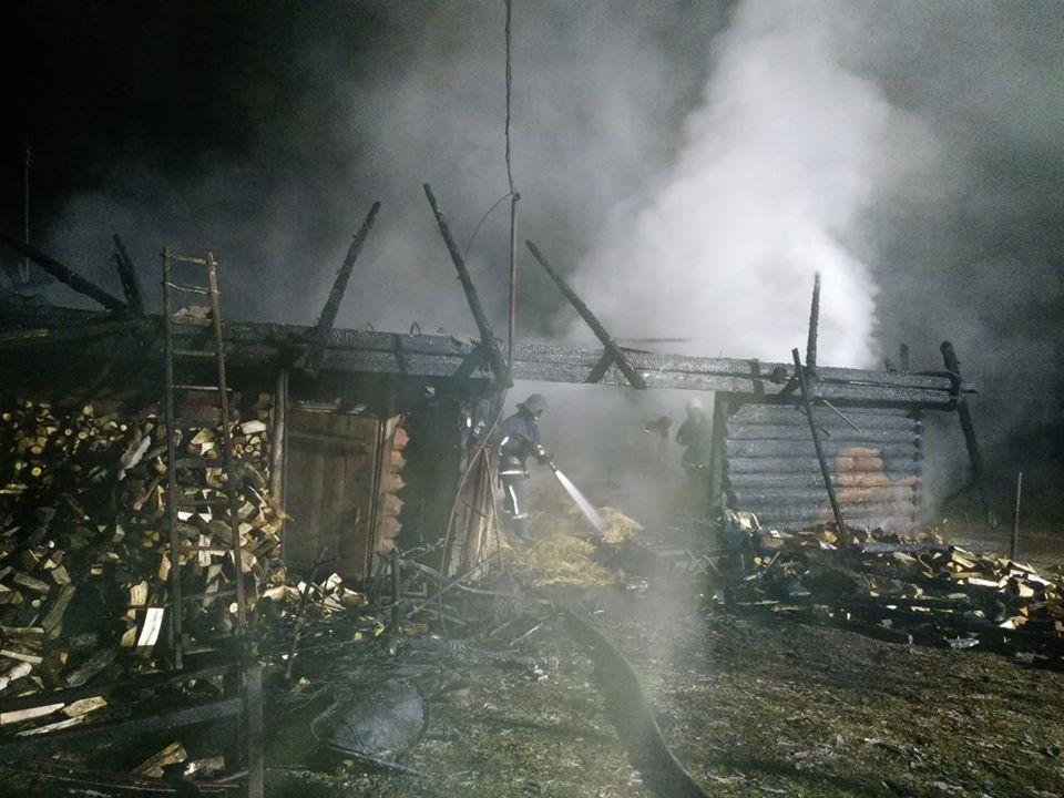У Крилосі в згорілому будинку мертвим знайшли 70-річного чоловіка