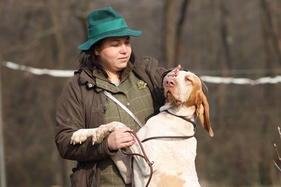 На Прикарпатті влаштували змагання мисливських собак (ФОТО, ВІДЕО)