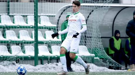 Прикарпатського футболіста викликали до лав збірної України