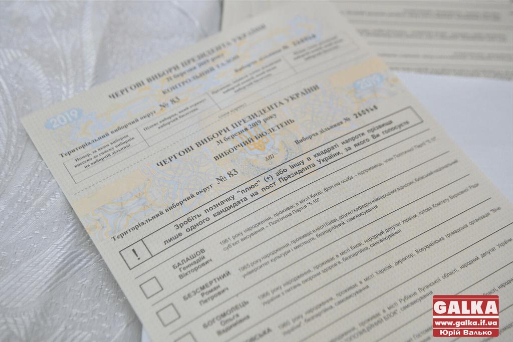 На дільниці у Рожнятівському районі зіпсували усі бюлетені штампом «Вибув», – ОПОРА