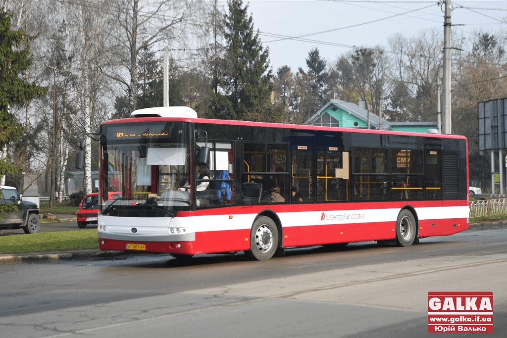 З 6 травня в Івано-Франківську запрацює новий комунальний маршрут