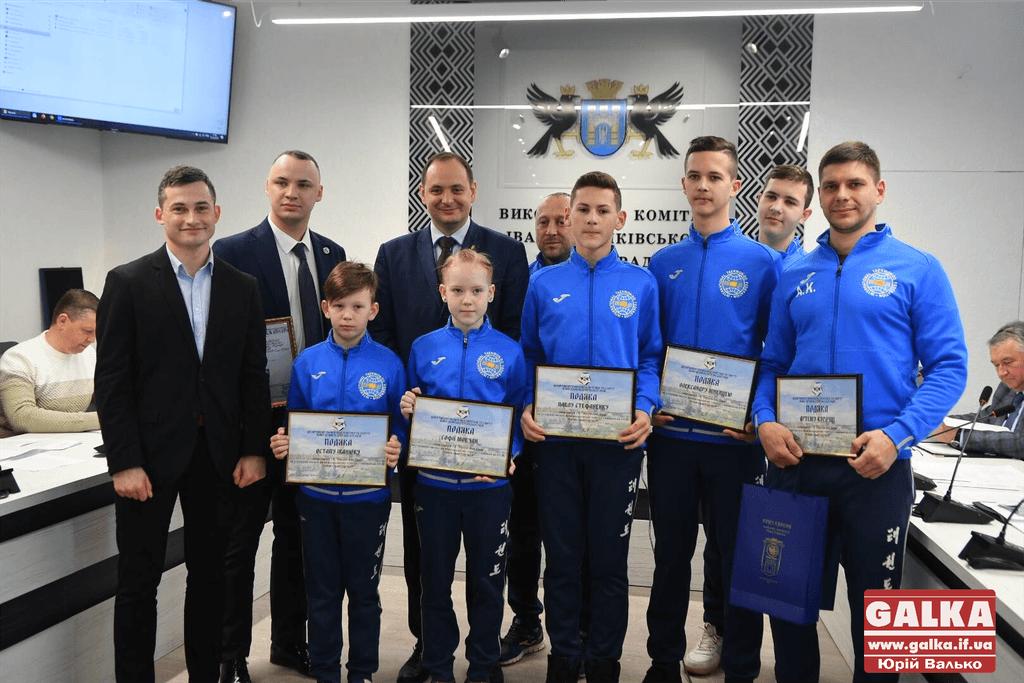 У Франківську відзначили юних таеквондистів (ФОТО)