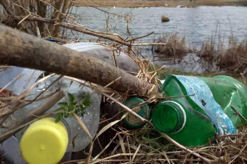 На Франківщині проведуть акцію з прибирання берегів водойм. Небайдужих запрошують долучитися