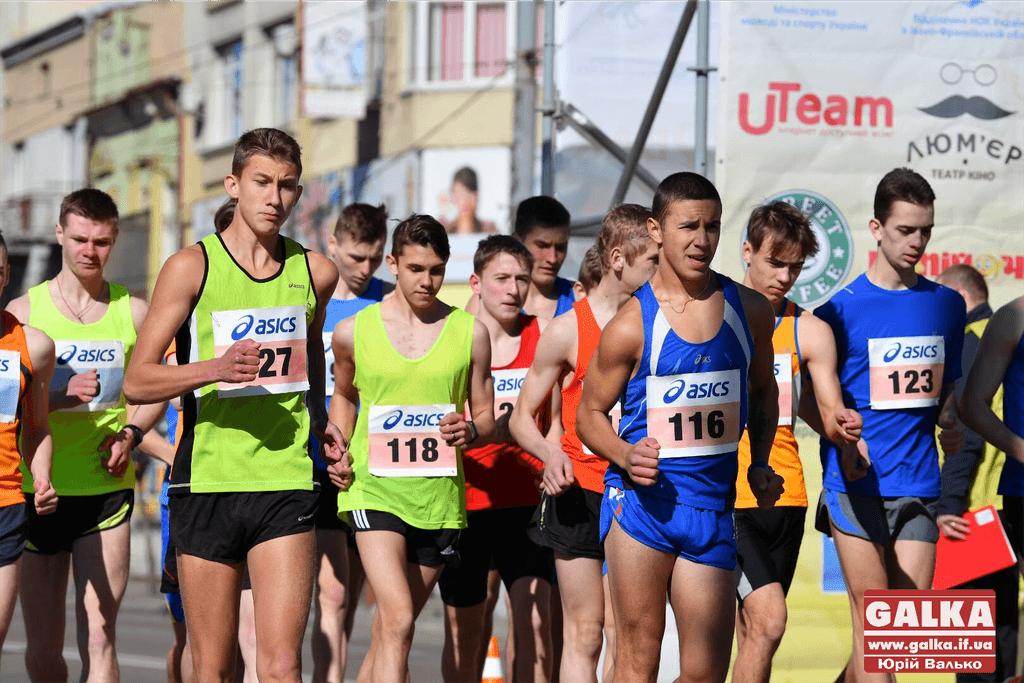 В місті стартував зимовий чемпіонат України зі спортивної ходьби (ФОТО)