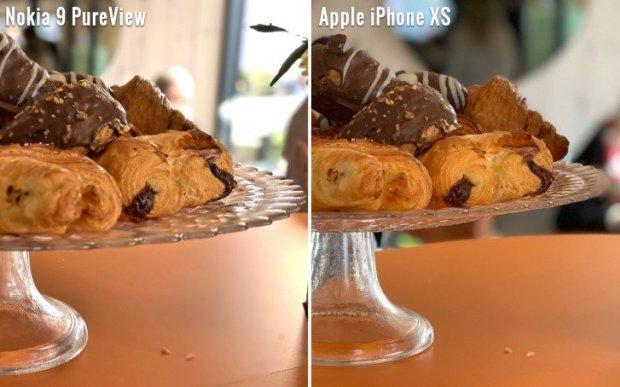 Камери Nokia 9 PureView порівняли з iPhone XS: результати шокували користувачів (ФОТО)