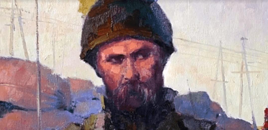 Військові 10-ої ОГШБ зняли на передовій зворушливе привітання до ювілею Кобзаря (ВІДЕО)