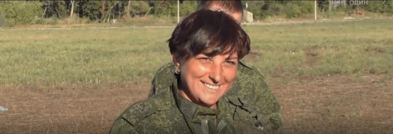 """Командир жіночого танкового екіпажу """"ДНР"""" перейшла на бік України і готова давати свідчення в Гаазі (ВІДЕО)"""