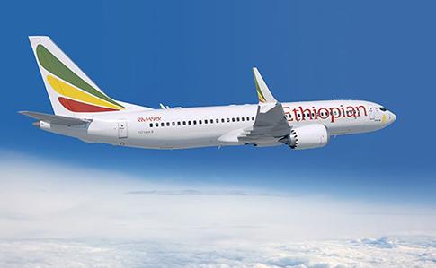В Ефіопії розбився пасажирський літак зі 157 людьми на борту