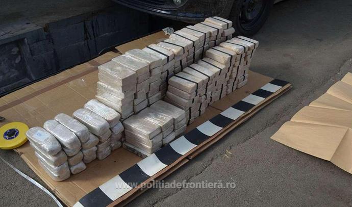 Двоє нідерландців намагалися вивезти з України 84 кг героїну (ФОТО, ВІДЕО)