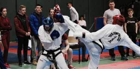 Понад 60 медалей: прикарпатські тхеквондисти – перші на чемпіонаті України