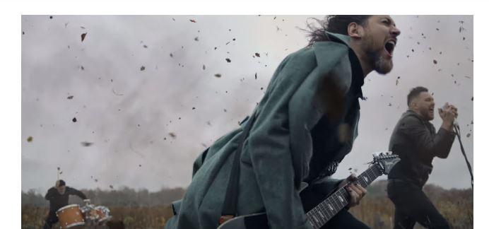 """Гуцул-метал гурт """"Карна"""" презентував новий кліп """"Вітролом"""" (ВІДЕО)"""