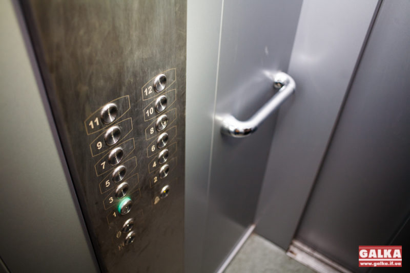 Близько 100 ліфтів у Франківську – у критичному стані,- МІУК
