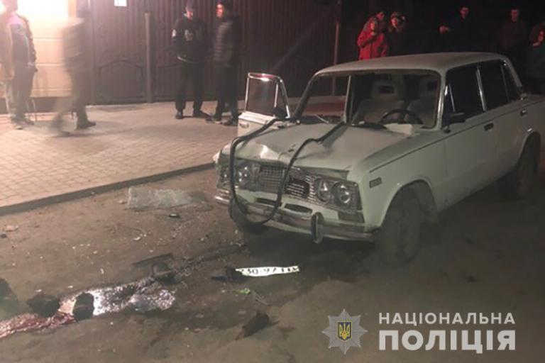 У лікарні помер чоловік, котрого у Тлумацькому районі збив п'яний водій