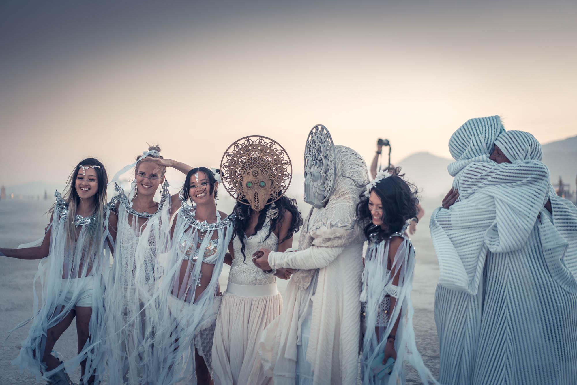 """У Франківську волонтери та учасники """"Burning Man"""" розкажуть про всесвітньо відомий фестиваль"""