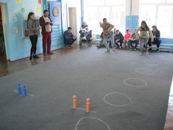 У Франківську провели спортивні змагання серед дітей з обмеженими фізичними можливостями (ФОТО)
