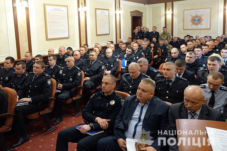 Найкращих поліціянтів області відзначили в Івано-Франківську (ФОТО)