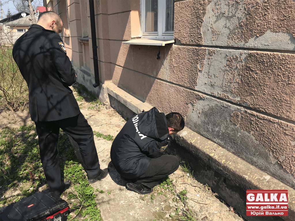 Поблизу франківської школи знайшли вибухонебезпечні предмети (ФОТО)