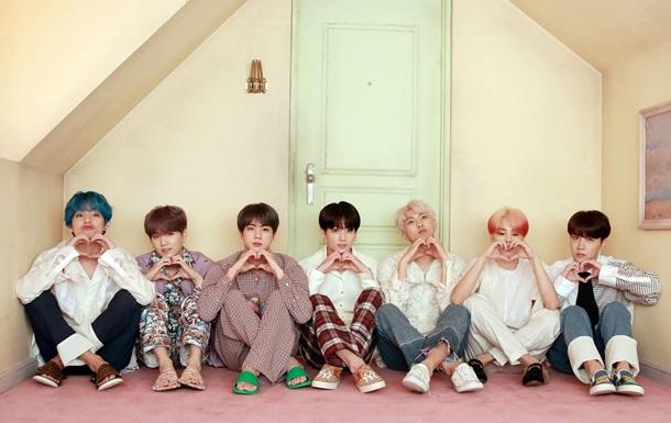 Кліп корейського гурту BTS побив рекорд YouTube (ВІДЕО)