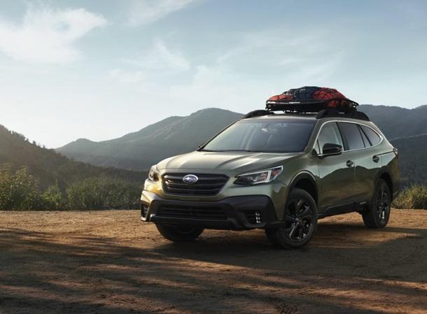 Subaru офіційно презентував кросовер Outback 2020 (ФОТО, ВІДЕО)