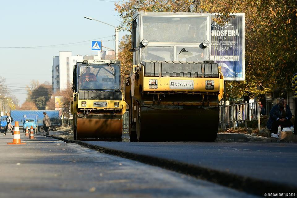 На Франківщині витратять 313 мільйонів гривень на ремонт місцевих доріг
