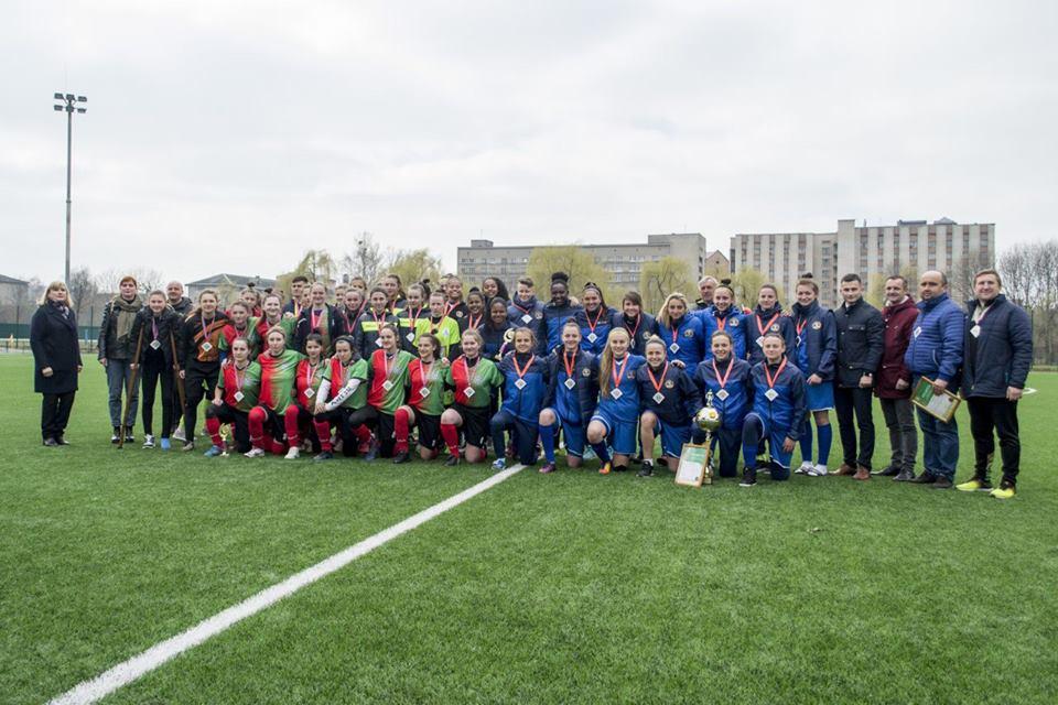 У Франківську вперше відбувся«Кубок міського голови» з футболу серед жіночих команд (ФОТО)