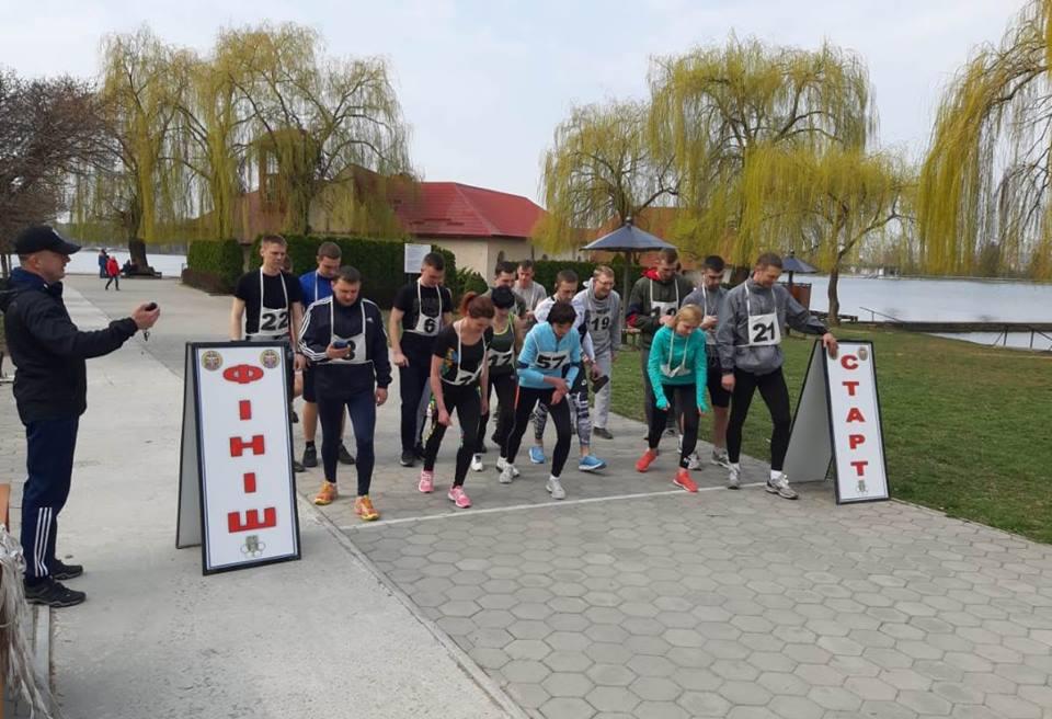 У Франківську військові змагались за першість у легкоатлетичному кросі (ФОТО)