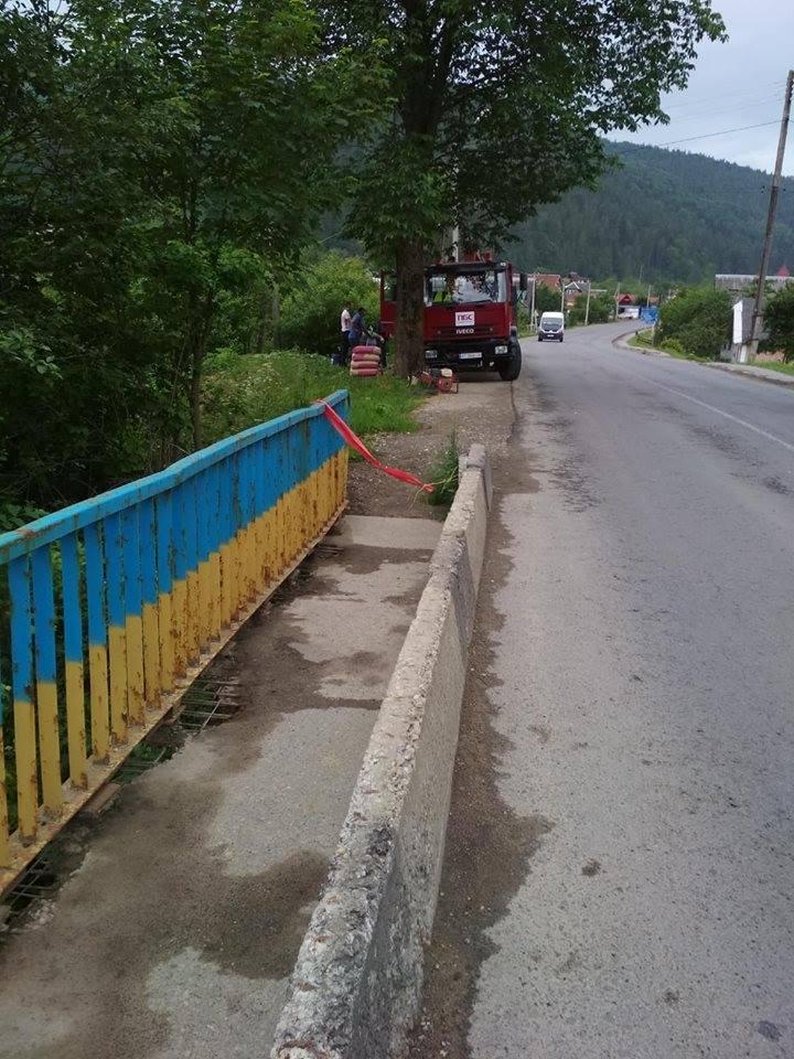 На Прикарпатті обстежують мости і мостові переходи на дорогах державного значення (ФОТО)