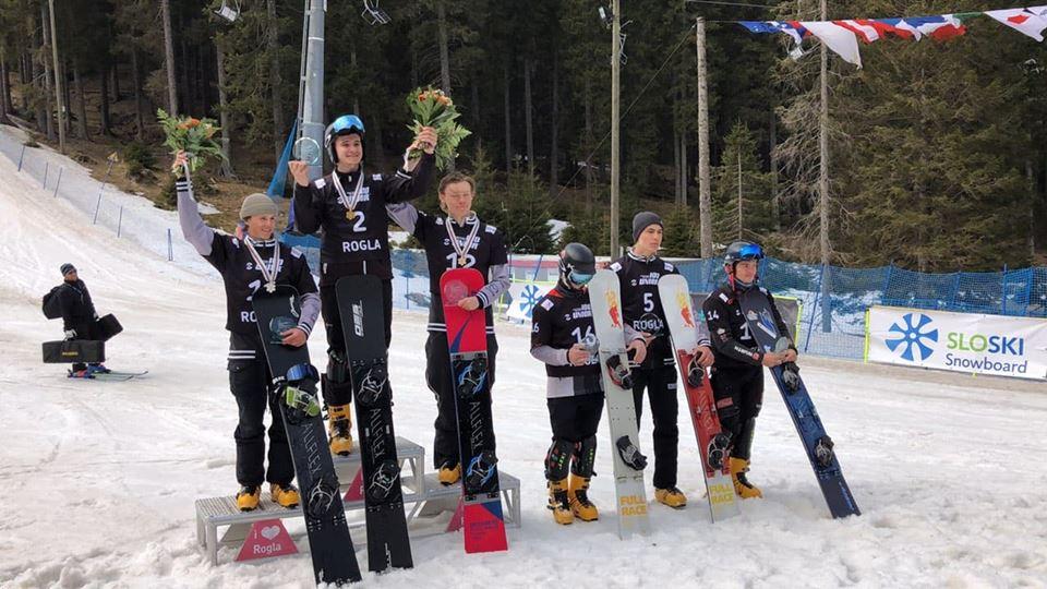 Хлопець з Прикарпаття став чемпіоном світу зі сноуборду (ФОТО)