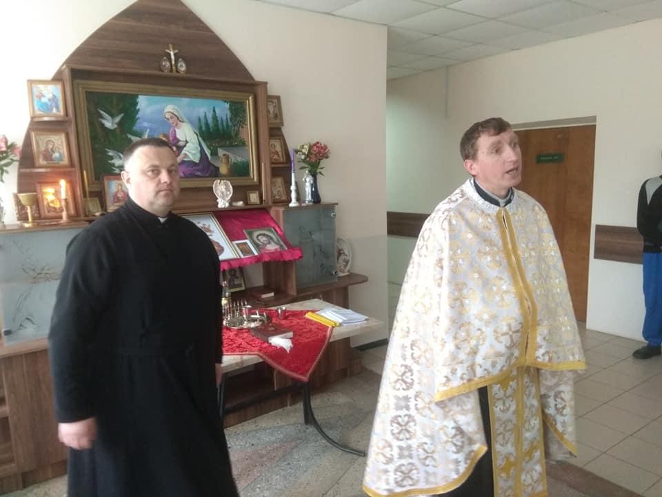 У Франківську нагородили медичного капелана  за ревне служіння у лікарняному закладі (ФОТО)