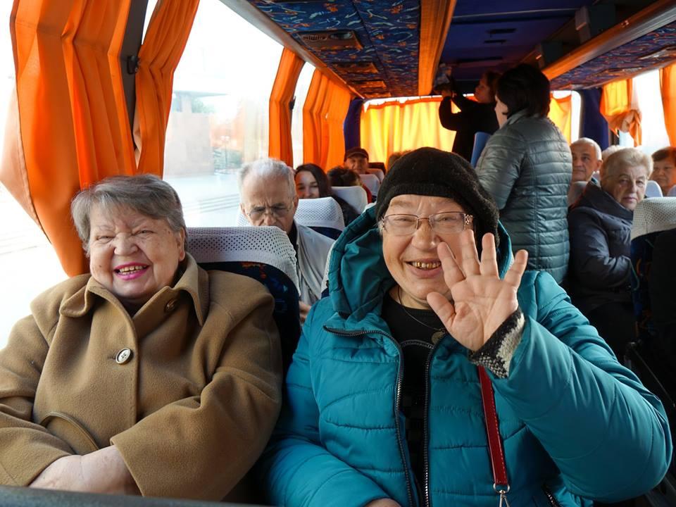 Франківських пенсіонерів знову кличуть у табір