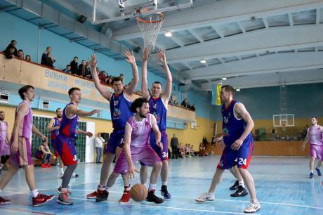 """Калуські баскетболісти програли в півфіналі і змагатимуться за """"бронзу"""" Першої ліги"""