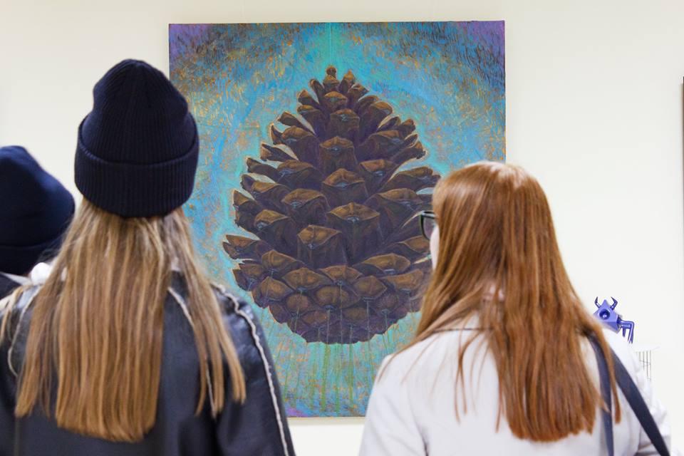 Франківців кличуть на виставку сучасного мистецтва херсонських художників (ФОТО)