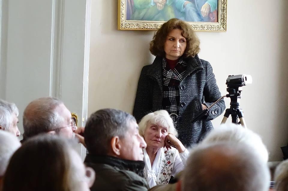 Прикарпатська Спілка письменників отримала нового голову (фоторепортаж)