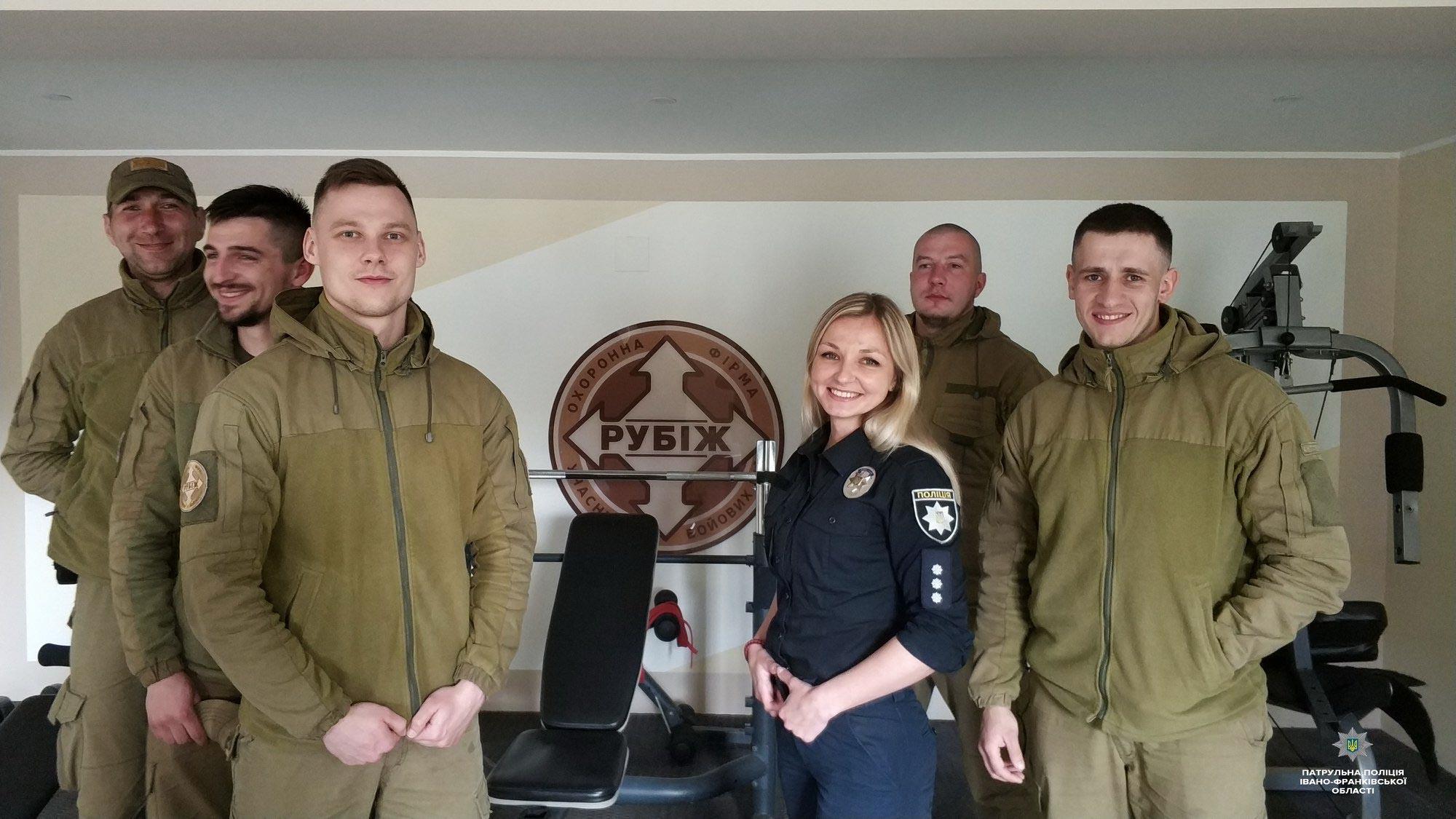 Шкільні офіцери поліції та учасники АТО спільно дбатимуть про безпеку у школах (ФОТО)