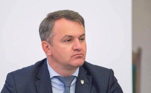 Франківець Олег Синютка йде з посади голови Львівської ОДА