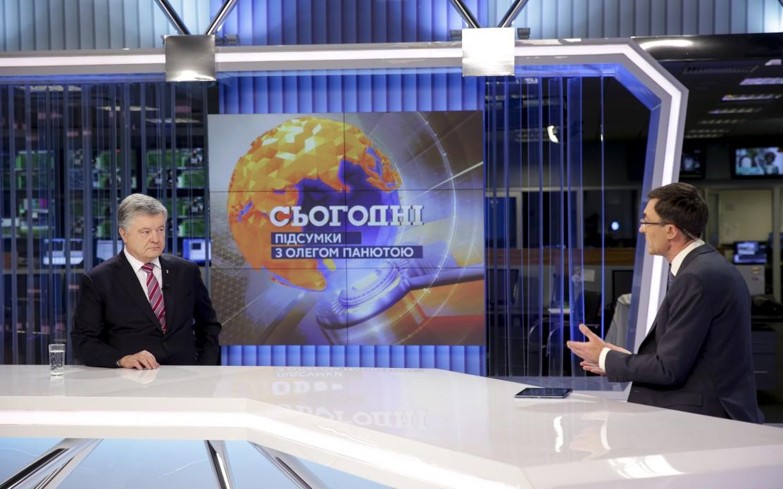 Верховним Головнокомандувачем не може бути людина, залежна від наркотиків – Президент Порошенко
