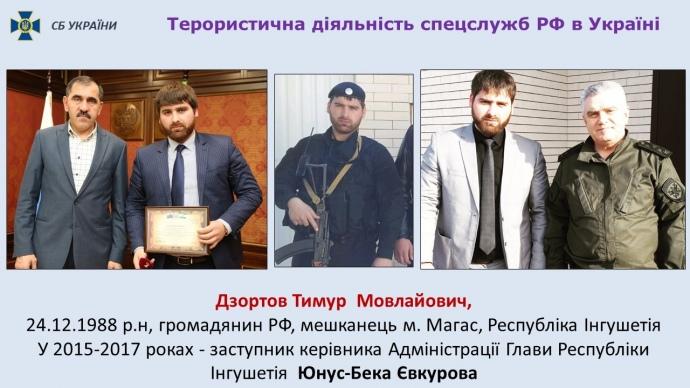 СБУ затримала 7 спецслужбовців РФ, які вчиняли в Україні теракти (ВІДЕО)