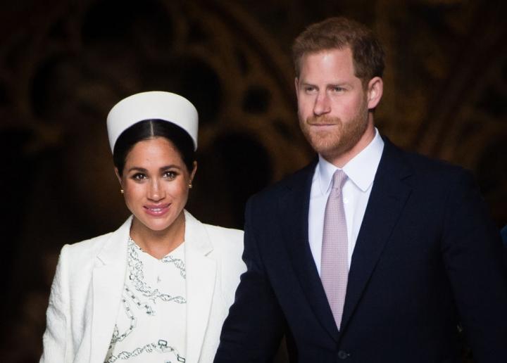 В Instagram з'явилася офіційна сторінка принца Гаррі та Меган Маркл