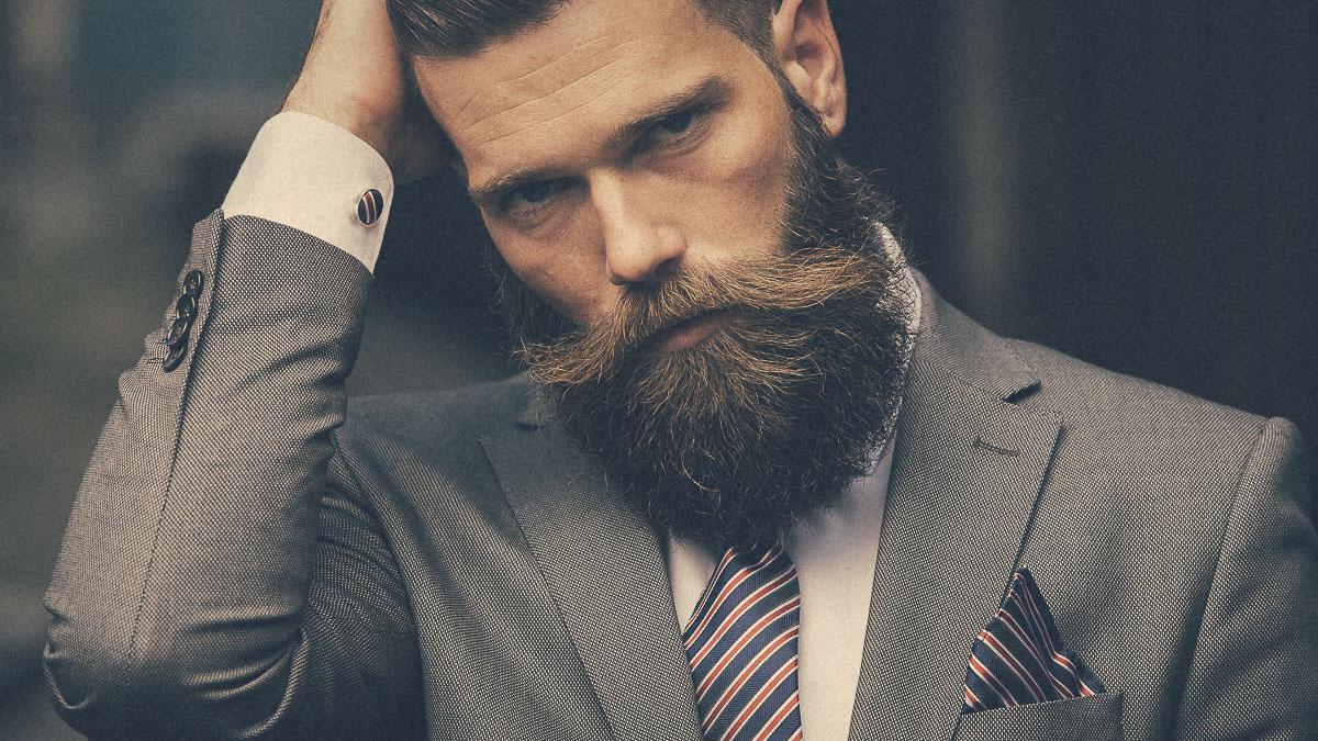 У чоловічій бороді знайшли більше бактерій, ніж у собачій шерсті